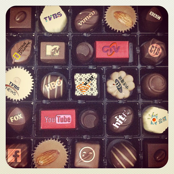 做節目就像做巧克力:OD 化是如何改變人們的媒體習慣?