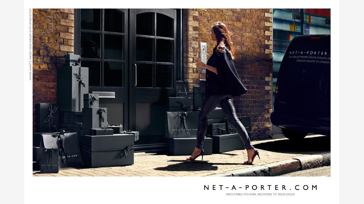 全球最大精品電商Net-a-Porter的自媒體策略