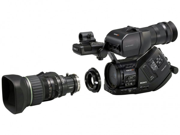 SONY EX3 攝影機
