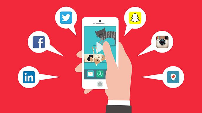 2016社交媒體的5大數字