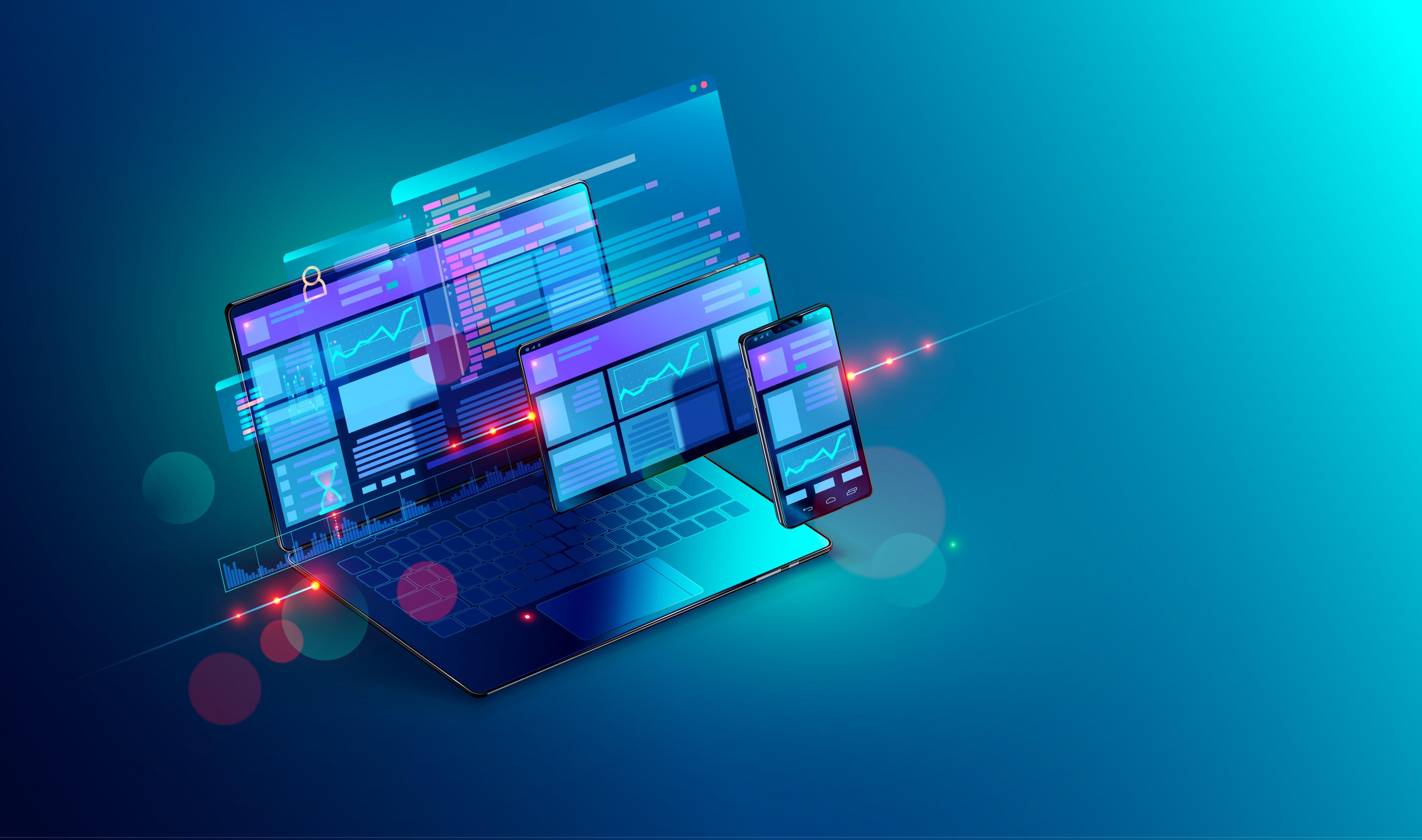 網路世界蓬勃發展,為企業數位轉型升級的8種網路應用服務