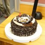 生日蛋糕登場!